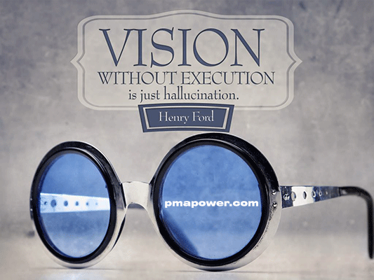 Vision without execution is just hallucination