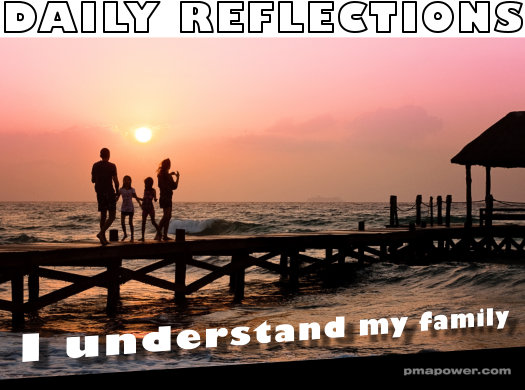 I understand my family - pmapower.com