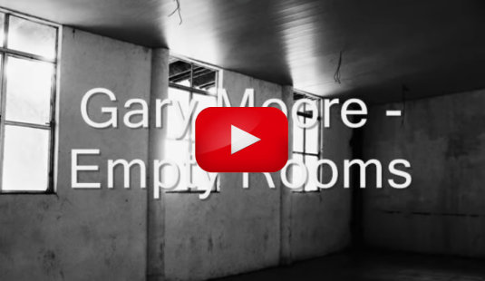 Empty Rooms by Gary Moore