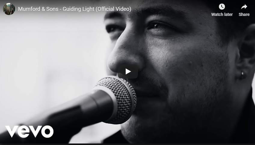 Mumford & Sons - Guiding Light