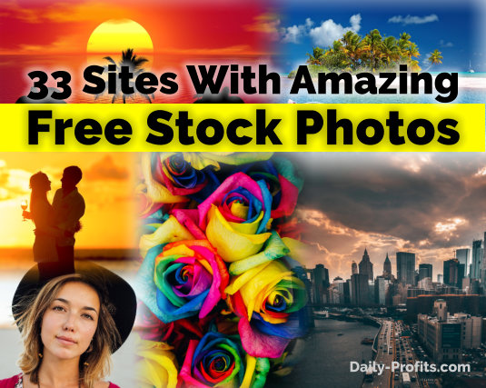 33 Sites With Amazing Free Stock Photos -- Part 2