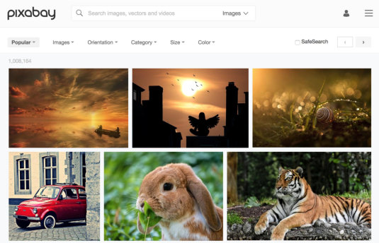 33 Sites With Amazing Free Stock Photos - Part 1
