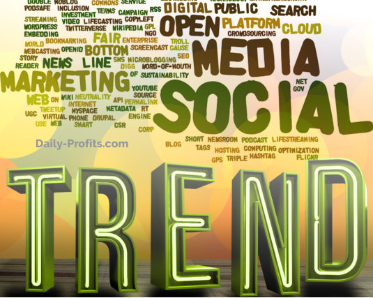 5 Social Media Marketing Trends to Improve Your Marketing Strategy